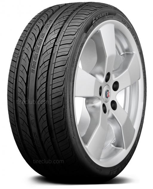 Antares Ingens A1 tires
