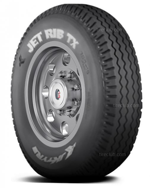 JK Tires Jet Rib TX tyres