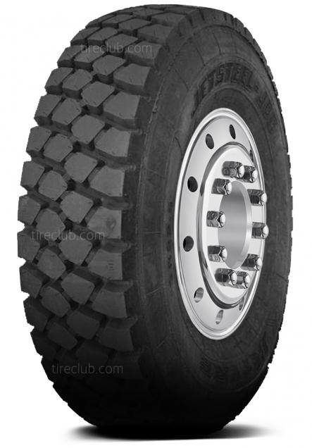 llantas JK Tires Jetsteel - JDC