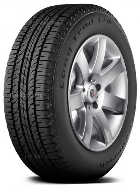 llantas BFGoodrich Long Trail T/A Tour