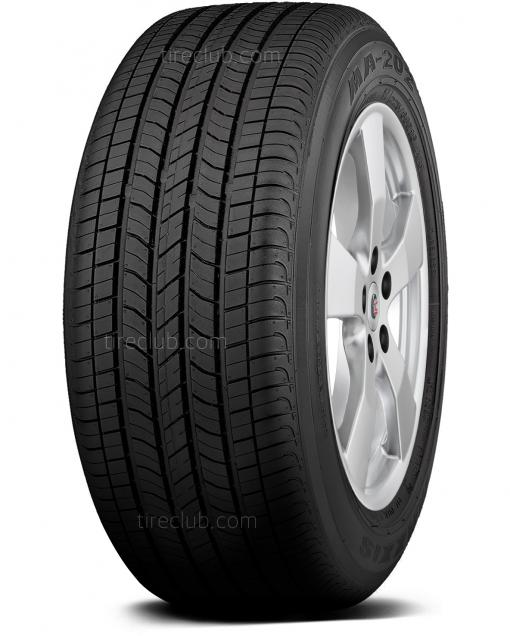 Maxxis MA-202 tires