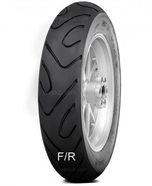 Mitas MC 18 tires
