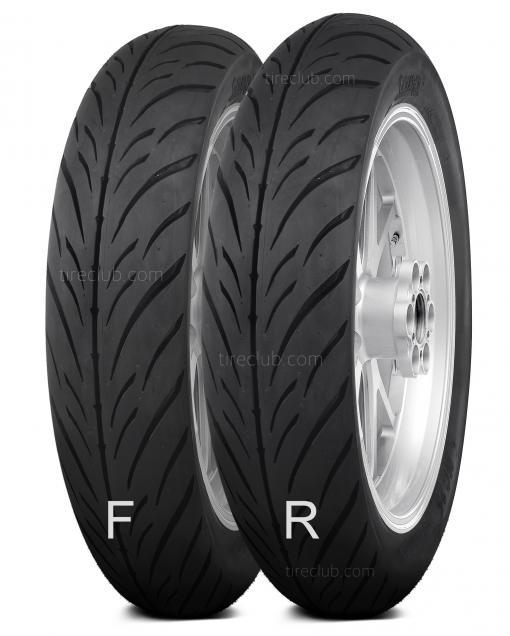 Mitas MC 25 BOGART tyres