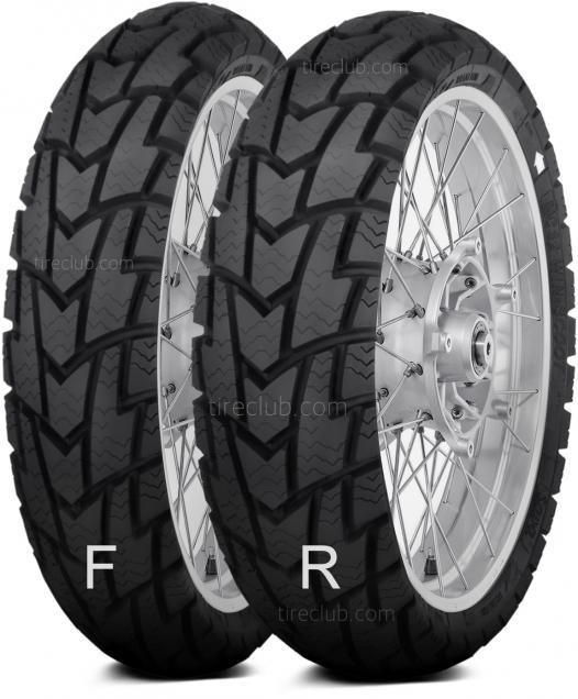 Mitas MC 32 tires