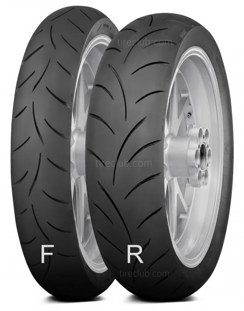 Mitas MC 50 SPORT/RACING tires