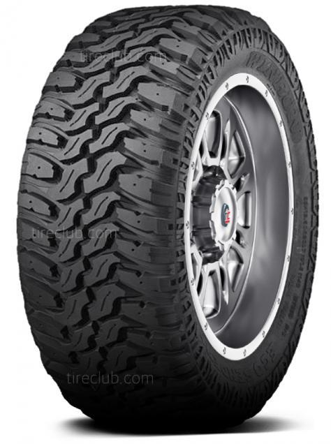 Winrun MT305 tires