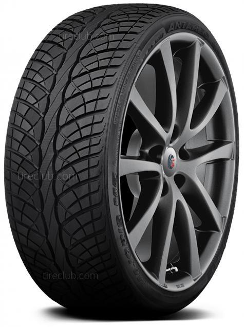 Antares Majoris M5 tires