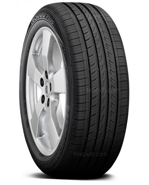 Nexen N5000 Plus tires