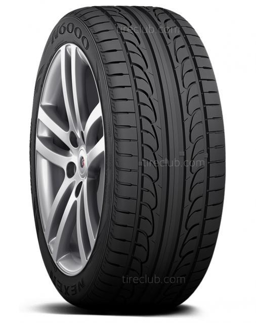 pneus Nexen N6000