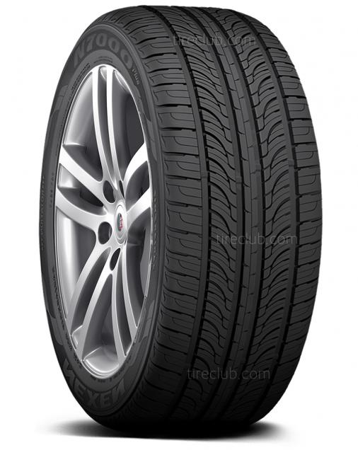Nexen N7000 Plus tires