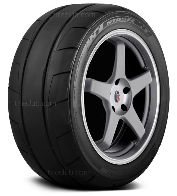 Nitto NT05R tires