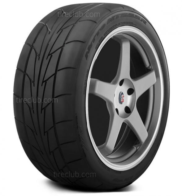 Nitto NT555R tires