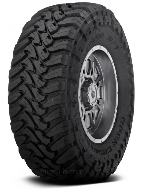 neumaticos Toyo Open Country M/T