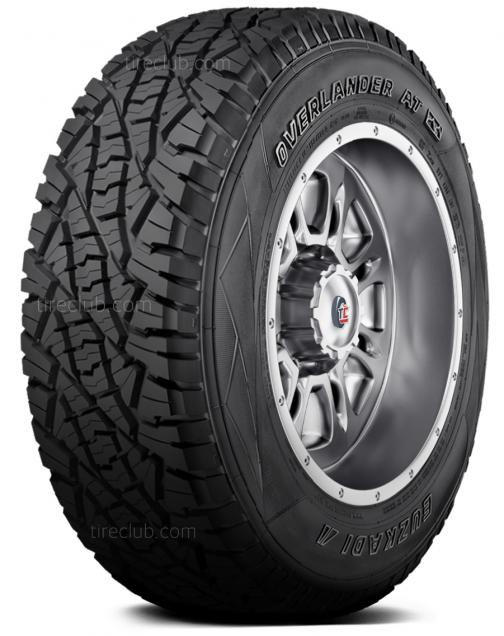 Euzkadi Overlander AT tires