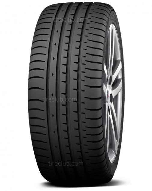 Accelera PHI tyres