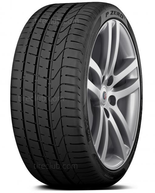 Pirelli P Zero - PNCS tyres