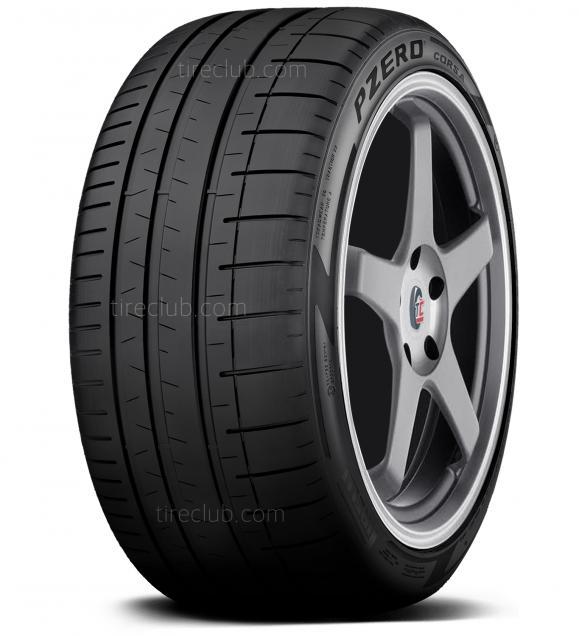 pneus Pirelli P Zero Corsa (PZC4) - PNCS