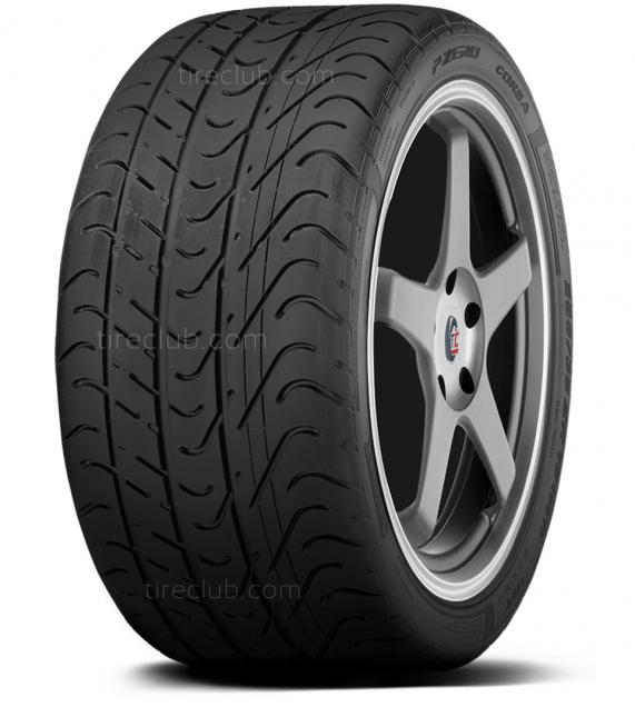 gomas Pirelli P Zero Corsa System Asimmetrico