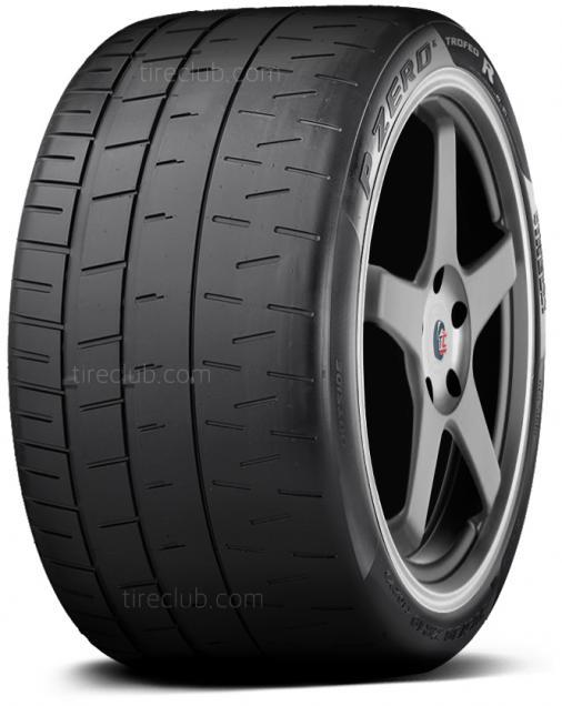 llantas Pirelli P Zero Trofeo R