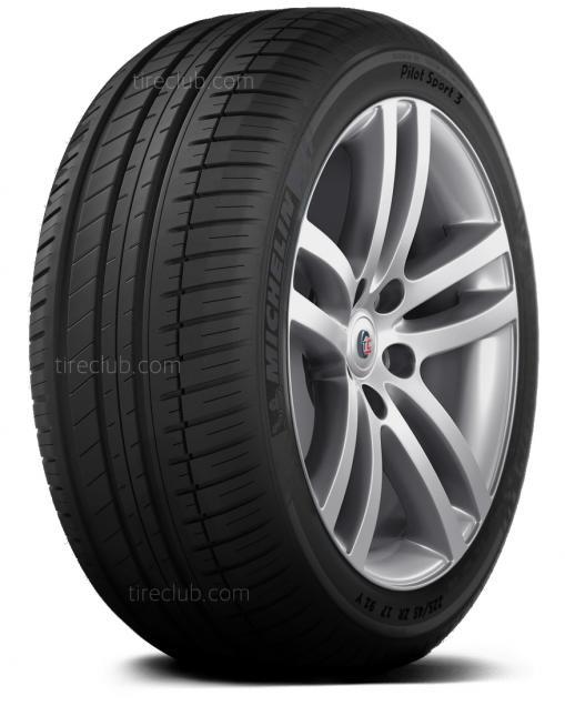 llantas Michelin Pilot Sport 3 ST