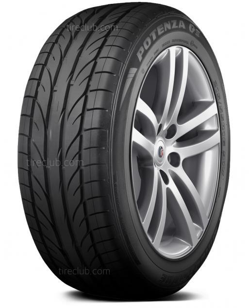llantas Bridgestone Potenza GIII