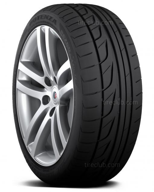 llantas Bridgestone Potenza RE760 Sport