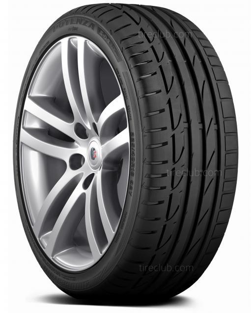 Bridgestone Potenza S-04 Pole Position tires
