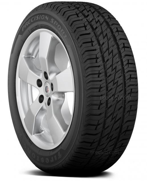 pneus Firestone Precision Sport