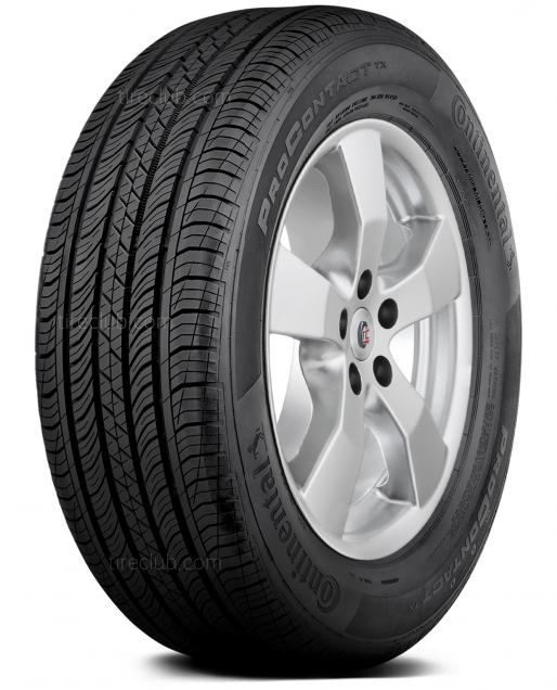 Continental ProContact TX tires