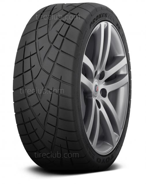 Toyo Proxes R1R tires