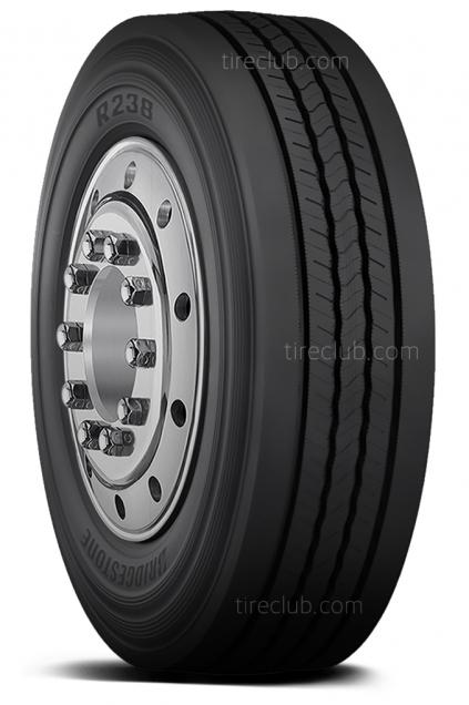 Bridgestone R238 tires