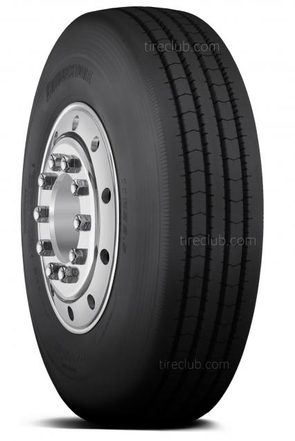 Bridgestone R250F tires