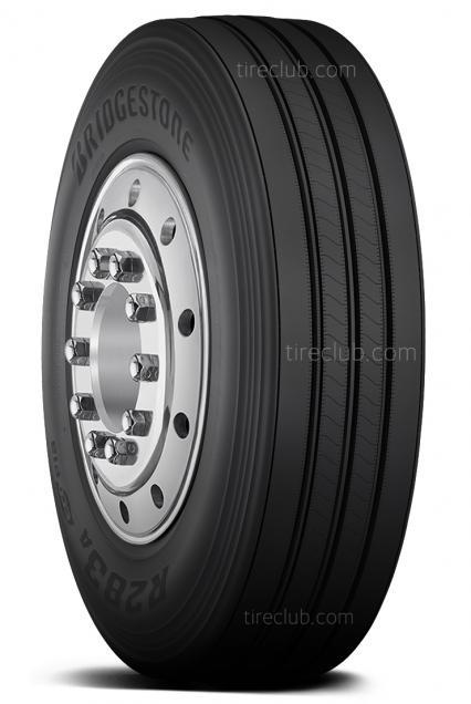 llantas Bridgestone R283A Ecopia