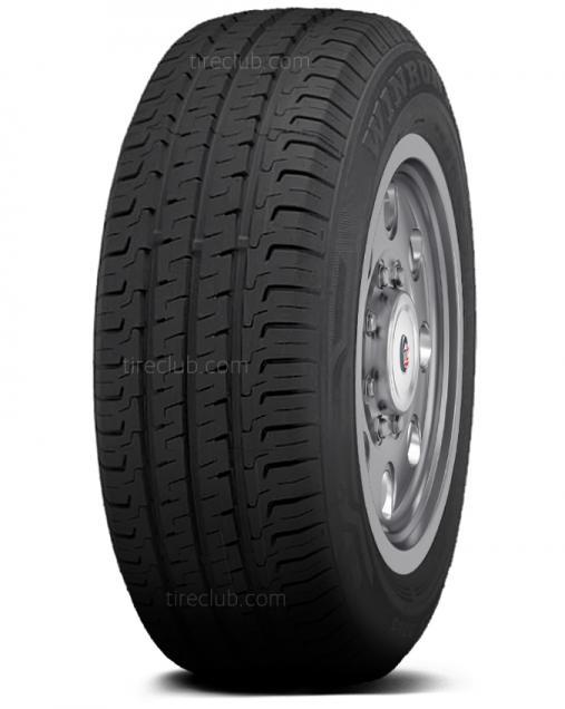 Winrun R350 tires