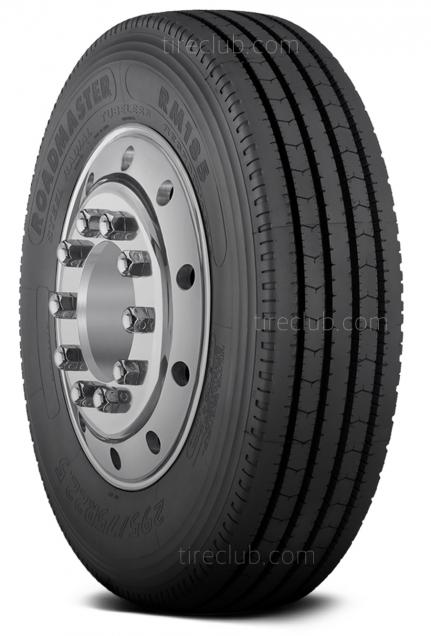 Roadmaster RM185 A tires