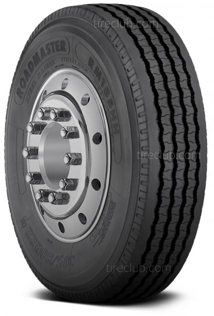 Roadmaster RM185 HH tires
