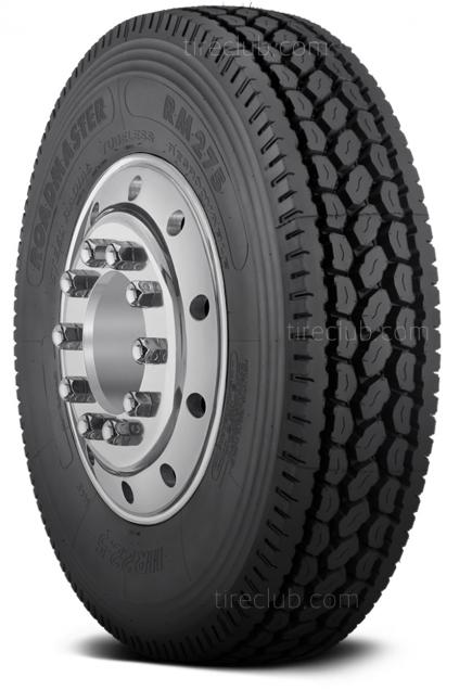 Roadmaster RM275 A tires