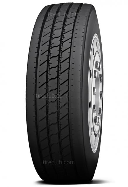 Roadshine RS618A tires