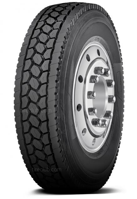 Racealone RS666 tyres
