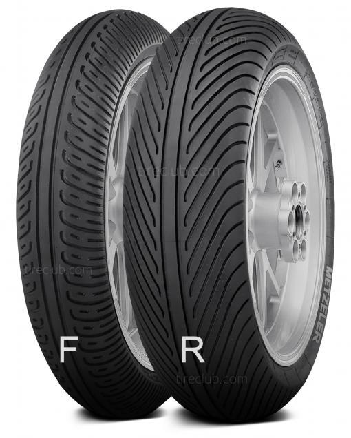 Metzeler Racetec RAIN tires