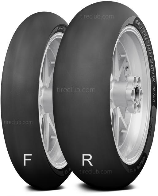Metzeler Racetec RR COMPK SLICK tires