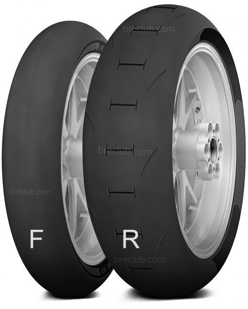 Metzeler Racetec SM tires