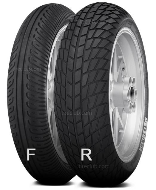 Metzeler Racetec SM RAIN tires