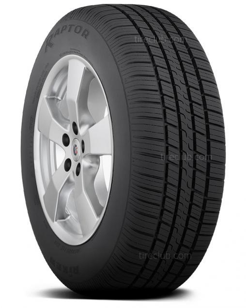 Riken Raptor HR tires