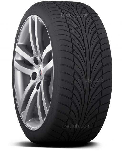 Riken Raptor ZR tires