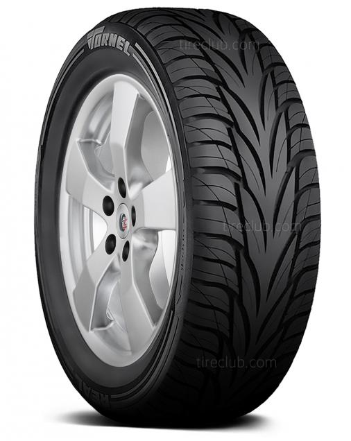 Tornel Real tyres