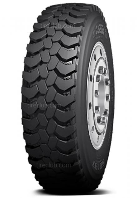 Seba SB197 tires