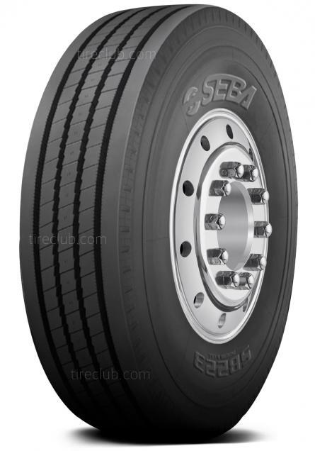 Seba SB223 tires
