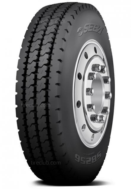 Seba SB256 tires