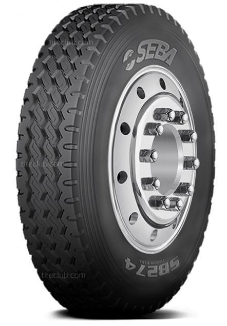 Seba SB274 tires